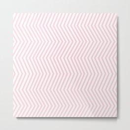 KAYA ((pastel pink)) Metal Print