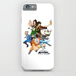 avatar team  iPhone Case