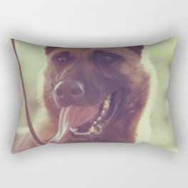 Malinios Beauty dog picture Rectangular Pillow