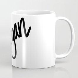#vegan Coffee Mug