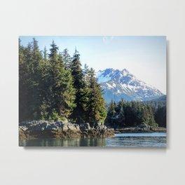 Juneau 2 Metal Print