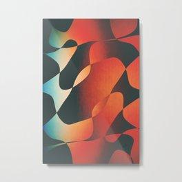 ThawPsy Metal Print