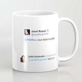 The #Lydiot Range Coffee Mug