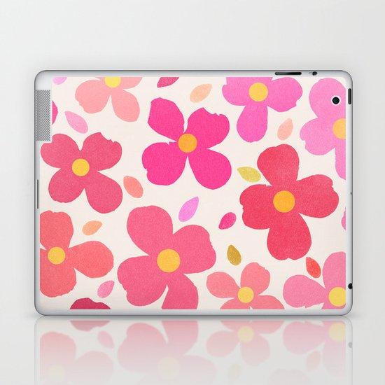 dogwood 7 Laptop & iPad Skin