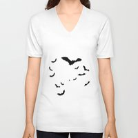 fear and loathing V-neck T-shirts featuring Fear and Loathing by badOdds