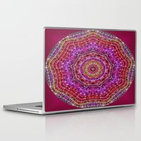 kaleidoscope Laptop & iPad Skins featuring Kaleidoscope by Zenya Zenyaris