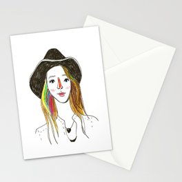 Lorena - SuperFriends Collection Stationery Cards