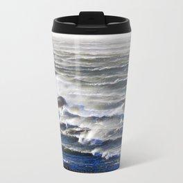 Endless Waves Travel Mug