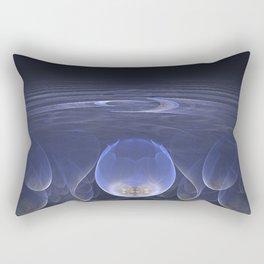 Beneath the Surface Rectangular Pillow