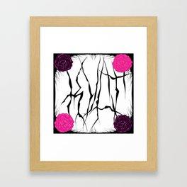 KVLT Pillow Framed Art Print