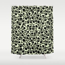 Vacation is over! Shower Curtain