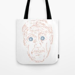 Mister Eyeballs Tote Bag