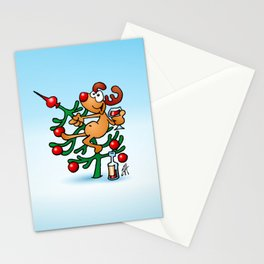 Rudolph the Red Nosed Reindeer Stationery Cards