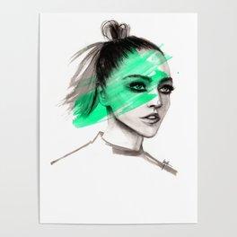 Sasha in mochito vibes Poster