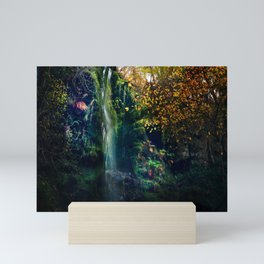 Mallyan Spout Waterfall Mini Art Print