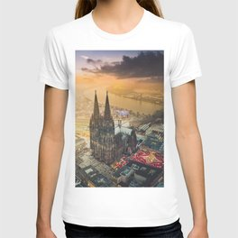 Cologne Cathedral T-shirt