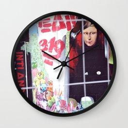 Joconde Wall Clock