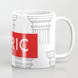 Doric order Coffee Mug