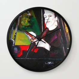The Munsters Herman Munster Wall Clock