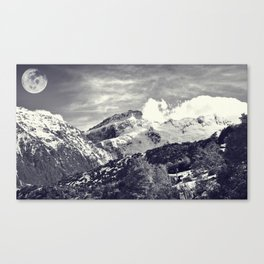 Pale Blue Dot Canvas Print