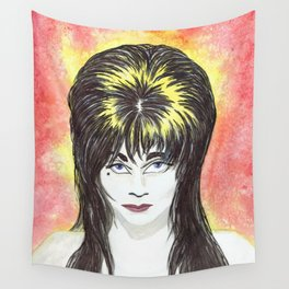 Mistress of the Dark Wall Tapestry