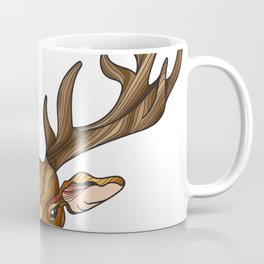 Deer Park- MI_Brown Coffee Mug