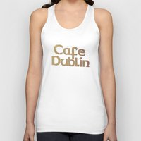 irish Tank Tops featuring Irish Pub by Eirin Wie Haveland