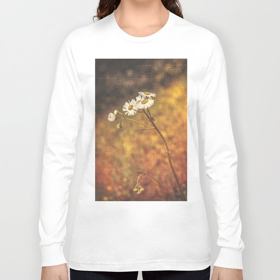 Don't Eat The Daisies Long Sleeve T-shirt