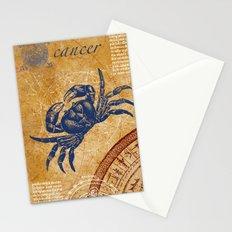 cancer   krebs Stationery Cards