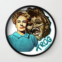 Joan Crawford - Trog Wall Clock