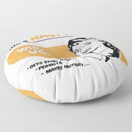 Nasty Women Vote Floor Pillow