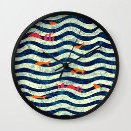 Sea roommate Wall Clock