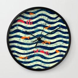 Sea roommate Wall Clock