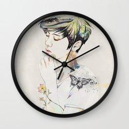 Tian Mi Mi Wall Clock