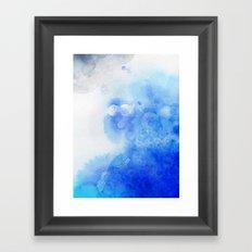 watercolor_012 Framed Art Print