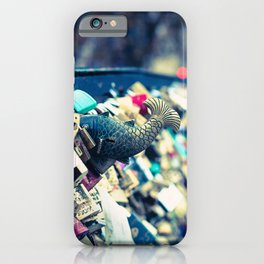 Fish Out of Water iPhone Case