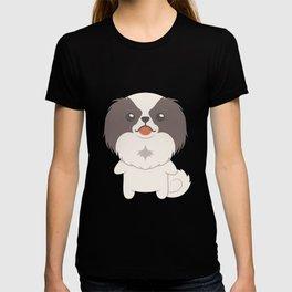 Japanese Chin Dog Gift Idea T-shirt