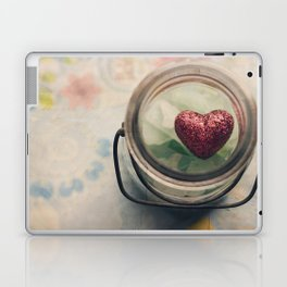 Love in a jar Laptop & iPad Skin