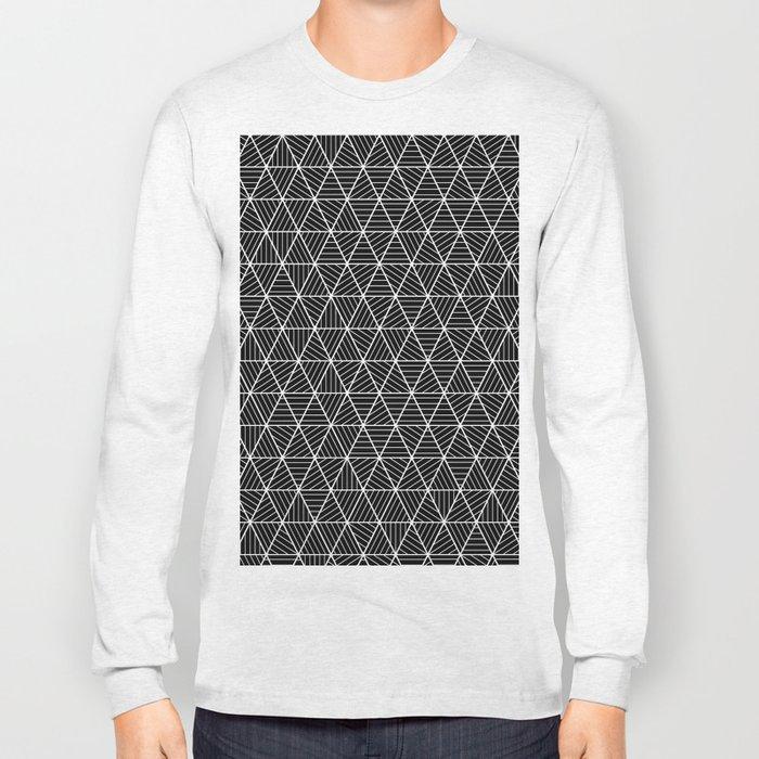 Drawing Triangles N3 Long Sleeve T-shirt
