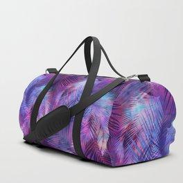 Tamarindo Tropic Purple Duffle Bag