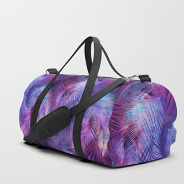Tamarindo Tropic Purple Duffle Bag