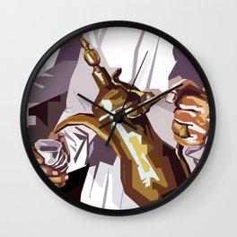 Dallah coffee pot Wall Clock