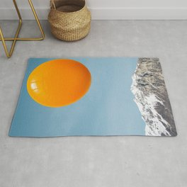 sunrise (Yolk rise) Rug