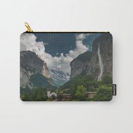 Lauterbrunnen Valley Carry-All Pouch