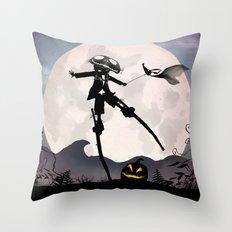 Jack Skellington Kid Throw Pillow