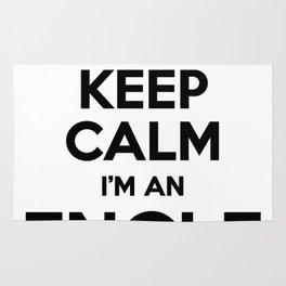 I cant keep calm I am an ENGLE Rug