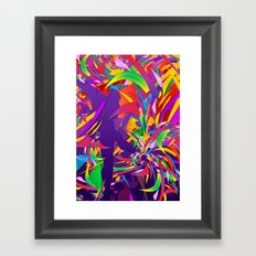 Shooting | Soccer | I Love This Game Framed Art Print