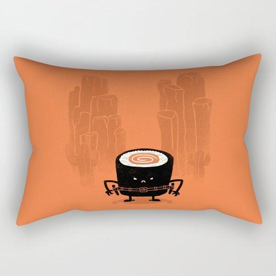 Everyone Know Me Rectangular Pillow