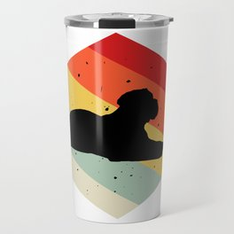 Bullmastiff design For Dog Lovers Cute Dog Travel Mug