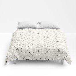 Creamy Dreamy Winter Classic Comforters